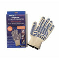 Buy Now: 20 Mits - Pan Pipers Oven Glove Mitt (Double Sided Single Mitt)