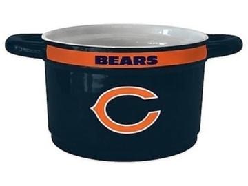 Buy Now: Licensed NFL Chicago Bears Ceramic Game Time Chili Bowl