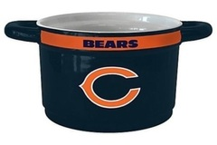 Buy Now: Licensed NFL Chicago Bears Ceramic Game Time Chili Bowl