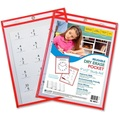 Buy Now: 60 Folders - Reusable Dry Erase Pocket Folder 9″ X 12″