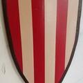 Verkaufen: Kampfschild Tropfenschildtyp 2
