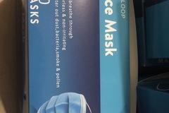 Buy Now: 200 Pcs Disposable 3-Layer Masks, Anti Dust Breathable Disposable