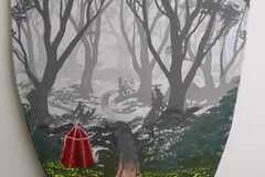Sell: Zierschild 1 Nebelwald
