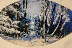 Sell: Zierschild 9 Winterruhe