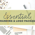 Offering online services: Essential Branding & Logo Package