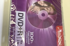 Buy Now: 400 lot of Imation DVD+R in jewel case