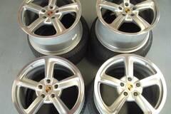 "Selling: Porsche  Techno Sport Staggered 20"""