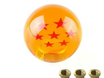 Selling with online payment: Dragon Ball Shift Knob