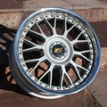 Selling: Koenig Specisals Mesh 17 inch 3PIECE wheels