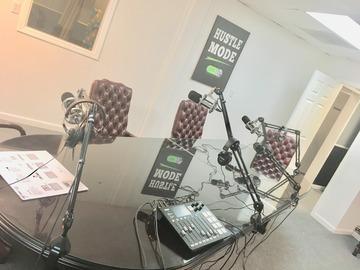 Rent Podcast Studio: The Complexx ATL Podcast Room Rental