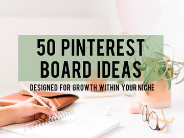 Offering online services: 50 Pinterest Board Ideas