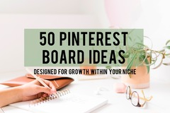 Offering online services: ⭐️ 50 Pinterest Board Ideas
