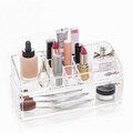 Buy Now: Cosmetic Organizer Makeup Acrylic Display Box – Item #SF1069
