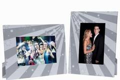 Buy Now: 100 Frames - Stars Prom Thick Paper Picture Photo Frame
