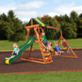 Buy Now: Wooden Swing Set  + Wooden 3D Puzzles - 25 Set -MSRP$6000+