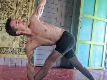 Private Session Offering: Rainbow Yoga