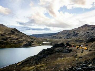 Réserver (avec paiement en ligne): Apolobamba trek - Bolivia