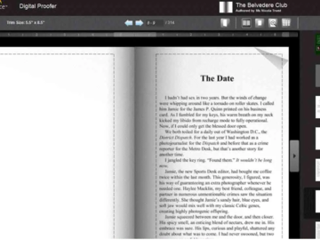 Offering with online payment: I will do print layout formatting for books