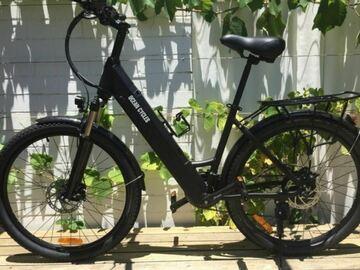 Hourly Rate: Large - SUV e-bikes Fremantle; min 2 hours