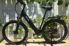 Hourly Rate: XL - SUV e-bikes Fremantle; min 2 hours