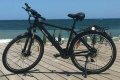 Daily Rate: Large - Tour e-bikes for hire in Fremantle