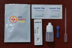 Instant Buy: Emergency-Aid Products: Fast Delivery COVID-19 RAPID TEST KIT (Sample Order 1,000 pcs)