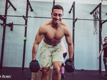 Private Session Offering: crossfit workout