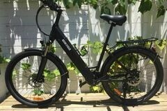 Weekly Rate: XL - SUV e-bike in Fremantle - special price
