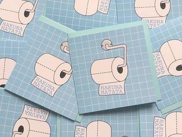 : Toilet Roll - Hakuna Matata