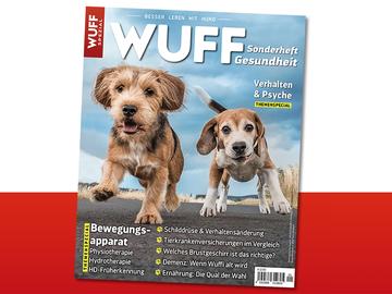 Produkt: WUFF Sonderheft Gesundheit