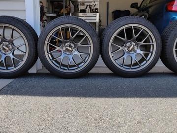 Selling: FS: BMW M2 Winter Wheel/Tire pkg in CT.
