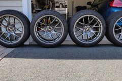 Selling: FS: BMW M2 Winter Wheel/Tire pkg in CT.