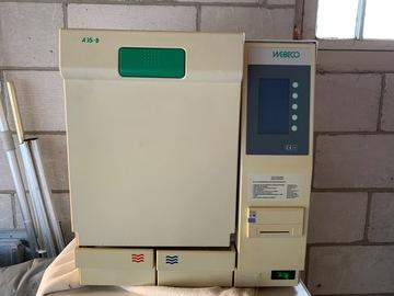 Artikel aangeboden: Webeco Damp sterilisator