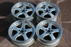 Selling: SSR Agle Premium 18 inch 3PIECE wheels