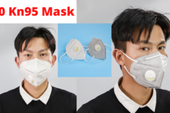Buy Now: 100 pcs Kn95 Mask Coronavirus COVID-19 Mouth Face Protection