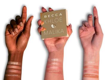 Buscando: Busco paleta de Becca x Khloe & Malika
