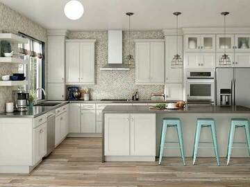 Offering with online payment: Kitchen Cabinet Painting Offer $995 Orange County