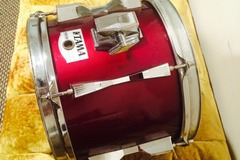 Selling with online payment: * Like New * - 1994 Tama Rockstar Drum Kit - Wine Red