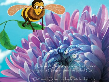 Offering with online payment: I can Illustrate your children's books
