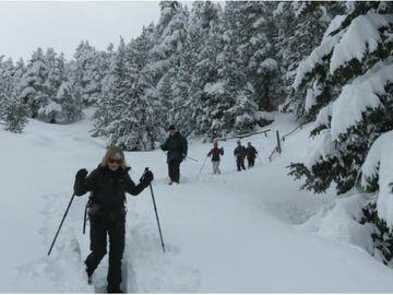 Réserver (avec paiement en ligne): Snowshoeing in the Pirin and Belassitsa - Bulgaria