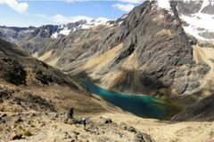 Réserver (avec paiement en ligne): Quimsa Cruz Trek - Bolivia