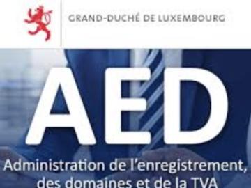 Information: Luxembourg - Mesures temporaires - Dépôt des déclarations TVA