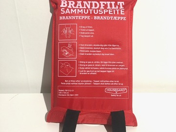 Myydään: Moving out sale -  Fire Blanket