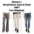 Buy Now: Women's Brand Name Jeans & Pants, Armani, Levis & More! Free Ship