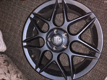 "Selling: Centerline 225/18"" 5x120 Full Set For Sale"
