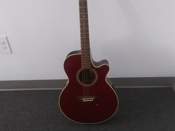 Renting out: Takamine Guitar