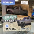 Selling: SCX24 1967 Chevrolet C10 1/24 4WD-RTR, Dark Silver.  AXI00001T2