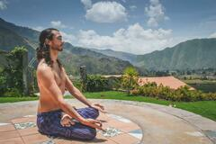 Class Offering: Yoga for Meditation (All Are Welcome)