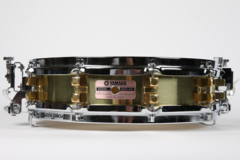 Selling with online payment: * Very Good Condition * YAMAHA SD493 Piccolo Brass Snare Drum