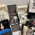 Buy Now: 18 GUCCI, BULLOVA, SEIKO, LIKE NEW WATCHES & MORE!